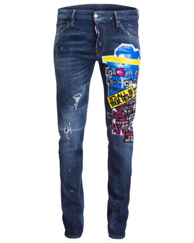 Destroyed-Jeans COOL GUY Slim Fit