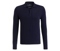 Cashmere-Pullover - blau