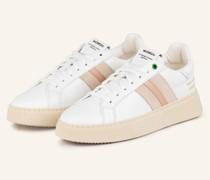 Sneaker KINGSTON - WEISS/ BEIGE