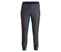 Hose FREYA - grau/ blau
