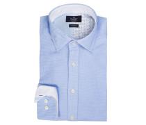 Hemd Classic-Fit - blau