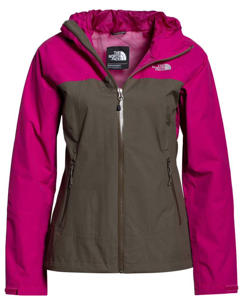 The North Face Damen THE NORTH FACE Outdoor-Jacke STRATOS ...