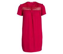 Kleid RISETA - rot