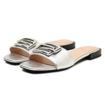 Sandale LOEWE - SILBER