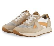 Sneaker - BEIGE/ WEISS/ GOLD