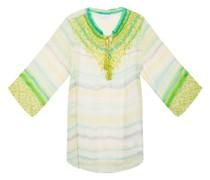 Blusenshirt mit Perlenbesatz