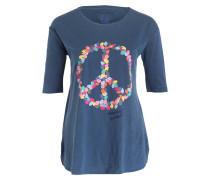 T-Shirt CORINNA - blau