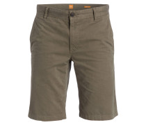 Shorts SCHINO Regular-Fit - gelb