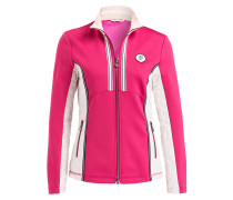 Powerstretch-Jacke TUNIS - pink