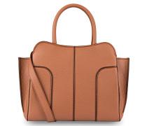 Handtasche SELLA - cognac