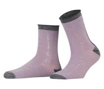 Socken SHIMMER PASHA mit Glitzergarn