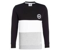 Sweatshirt CREW TRI PANEL