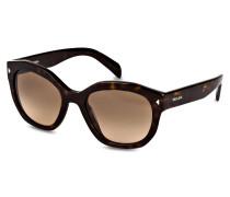 Sonnenbrille PR 12SS - braun