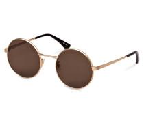 Sonnenbrille SL 136 - 004 - gold/ braun