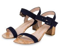 Sandaletten ALEXANDRINE - DUNKELBLAU