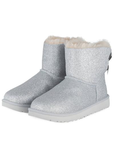 Boots BAILEY BOW SPARKLE - SILBER