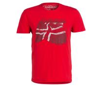 T-Shirts SINLEY - rot