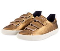 Sneaker ESPLAR VELCRO - bronze metallic