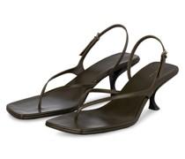 Sandaletten CONSTANCE - OLIV