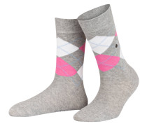 2er-Pack Socken EVERYDAY MIX - rot