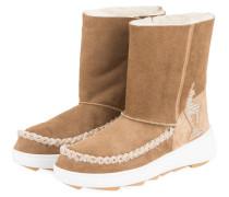Fell-Boots - camel