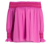 Carmenbluse LOFAUR - pink