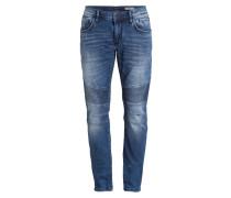 Jeans RACER Super Skinny-Fit im Biker-Stil