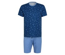 Shorty-Schlafanzug CASUAL COTTON