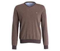 Pullover - braun