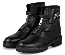 Biker Boots - 900 BLACK