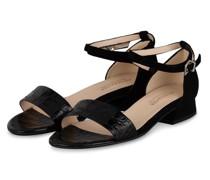 Sandaletten PAMILA - SCHWARZ