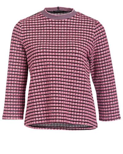 Bouclé-Shirt