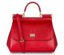 Handtasche MISS SICILY MEDIUM - rot