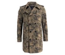 Trenchcoat BASTILLE - oliv