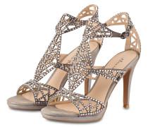 Sandaletten - beige