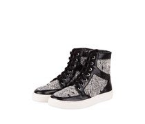 Hightop-Sneaker BLOQUE - schwarz