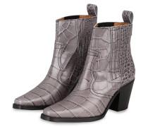 Cowboy Boots WESTERN - GRAU