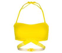 Bandeau-Bikini-Top INTENSE POWER - gelb