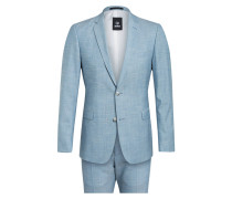 Anzug CALE-MADDEN Extra Slim Fit