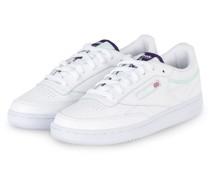 Sneaker CLUB C 85 - WEISS/ HELLGRÜN