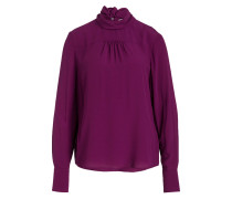 Bluse - violett