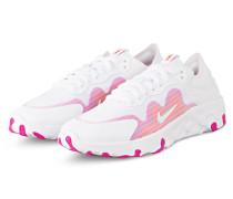 Sneaker RENEW LUCENT - WEISS/ PINK