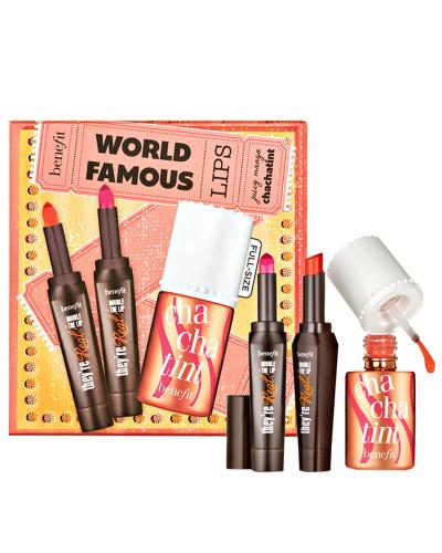 WORLD FAMOUS LIPS