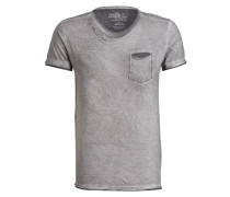 T-Shirt HURRICANE - grau
