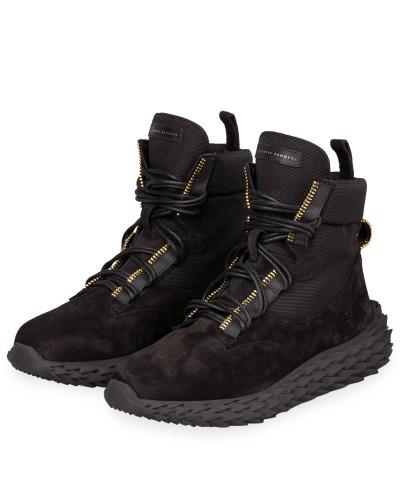Hightop-Sneaker URCHIN - SCHWARZ