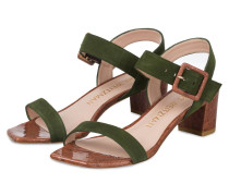 Sandaletten ALEXANDRINE 50 - OLIV