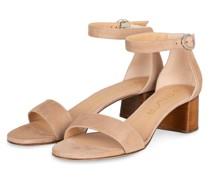 Sandaletten GELETE - BEIGE
