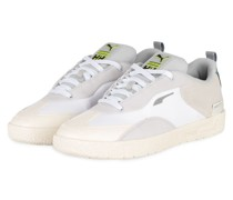 Sneaker OSLO CITY - WEISS/ CREME