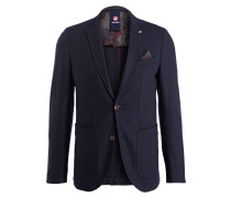 Strick-Sakko CARTER RS Slim-Fit - marine
