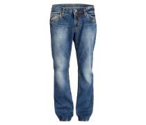 Jeans Regular-Fit - blau